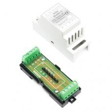 Haseman DSH1-2 - Z-Wave, DIN Rail Shutter Controller, v.2 (insert Fibaro FGR-223)
