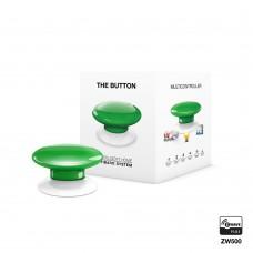Fibaro FGPB-101-5 Z-Wave Button - green