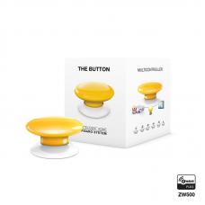 Fibaro FGPB-101-4 Z-Wave Button - yellow